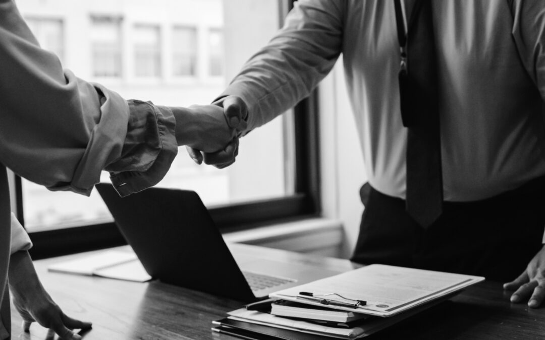 Why you should partner with a corporation